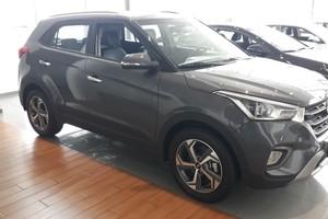 Hyundai Creta FL 1.6 DOHC AT (123 л.с.) 2WD Individual