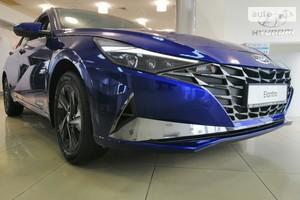 Hyundai Elantra 1.6 MPi AT (127 л.с.) Style