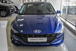 Hyundai Elantra 1.6 MPi MT (127 л.с.) Comfort
