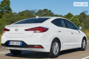 Hyundai Elantra 1.6 AT (127 л.с.) Premium Prestige