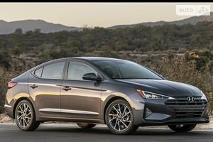 Hyundai Elantra 2.0 MPi AT (152 л.с.) Premium