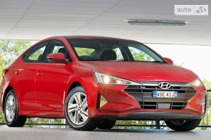 Hyundai Elantra 1.6 MT (127 л.с.) Active
