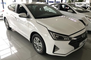Hyundai Elantra 1.6 AT (127 л.с.) Style