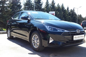 Hyundai Elantra 1.6 AT (127 л.с.) Individual