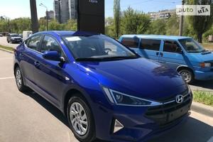 Hyundai Elantra 1.6 MT (127 л.с.) Individual