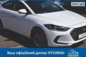 Hyundai Elantra AD 1.6 АT (127.5 л.с.) Comfort+