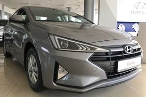 Hyundai Elantra 1.6 MT (127 л.с.) Style
