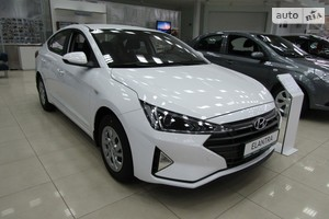 Hyundai Elantra 1.6 MT (127 л.с.) Comfort