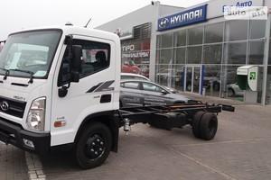 Hyundai EX8 Шасси 5.5т