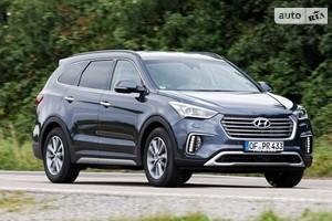 Hyundai Grand Santa Fe FL 2.2 CRDi AT (200 л.с.) AWD VIP