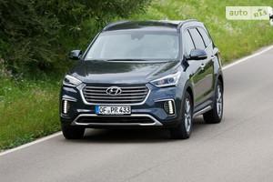 Hyundai Grand Santa Fe FL 2.2 CRDi AT (200 л.с.) AWD VIP Brown