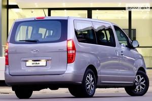 Hyundai H1 пасс. 2.5 CRDi МТ (136 л.с.) (8s) Comfort