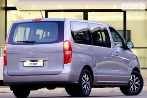 Hyundai H1 пасс. 2.5 CRDi МТ (136 л.с.) (8s) Business