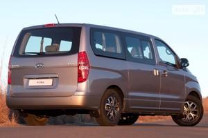 Hyundai H1 пасс. 2.5 CRDi АТ (170 л.с.) (8s) Business