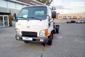 Hyundai HD 35 L City MT (136 л.с.) 4х2