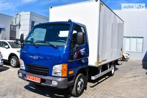 Hyundai HD 35 2.5L CRDi MT (136 л.с.) Довга 4х2
