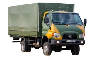 Hyundai HD 65 MT (149 л.с.) 4WD