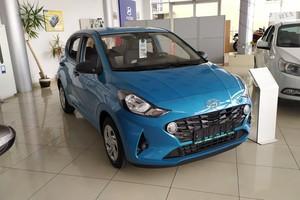 Hyundai i10 1.2 MPi MT (84 л.с.) Active