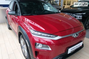 Hyundai Kona EV 64 kWh (204 л.с.) Top