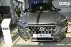 Hyundai Kona 1.6 Turbo-GDi DCT (177 л.с.) 4WD Elegance