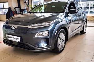 Hyundai Kona Electric 64 kWh 2-tone Premium