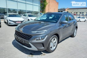 Hyundai Kona 1.6 Turbo-GDi DCT (198 л.с.) Dynamic