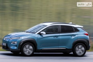 Hyundai Kona Electric 39 kWh Dynamic