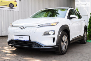 Hyundai Kona Electric 64 kWh 2-tone Dynamic