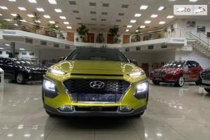 Hyundai Kona 1.6 Turbo-GDi DCT (177 л.с.) 4WD Top