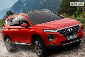 Hyundai Santa FE 2.2 CRDi AT (200 л.с.) AWD Top+