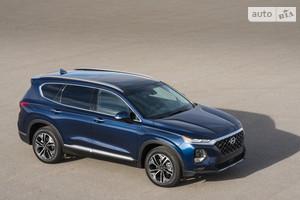 Hyundai Santa FE 2.2 CRDi AT (200 л.с.) AWD Superior