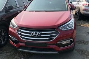 Hyundai Santa FE DM 2.2 CRDi AТ (197 л.с.) 4WD Individual