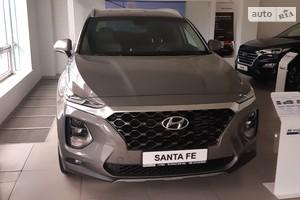 Hyundai Santa FE 2.2 CRDi AT (200 л.с.) AWD Prestige