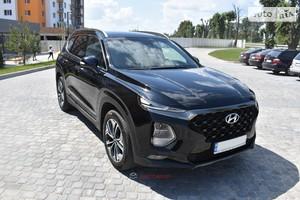 Hyundai Santa FE 2.2 CRDi AT (200 л.с.) AWD Top+ Panorama Brown