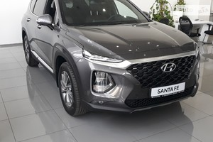 Hyundai Santa FE 2.2 CRDi AT (200 л.с.) AWD Prestige Brown
