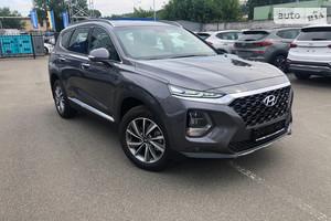 Hyundai Santa FE 2.2 CRDi AT (200 л.с.) Superior