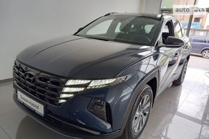 Hyundai Tucson 1.6 T-GDi HEV AT (230 л.с.) 4WD Elegance Teal