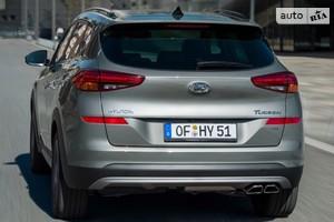 Hyundai Tucson 1.6 CRDi 7DCT (136 л.с.) Top