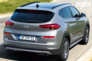 Hyundai Tucson 2.0 AT (155 л.с.) 4WD Elegance