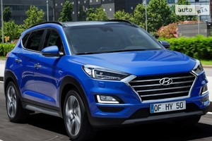 Hyundai Tucson 2.0 АT (155 л.с.)  Dynamic