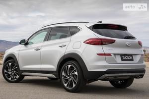 Hyundai Tucson 1.6T-GDI АТ (177 л.с.) 4WD Top