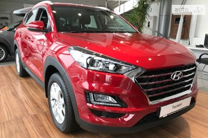 Hyundai Tucson 2.0 АT (155 л.с.)  Individual