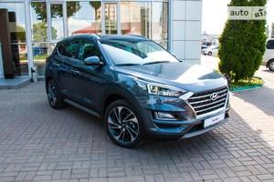 Hyundai Tucson 2.0 CRDi AT (186 л.с.) 4WD Individual