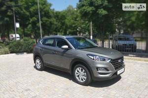 Hyundai Tucson 2.0 AT (155 л.с.) 4WD Dynamic