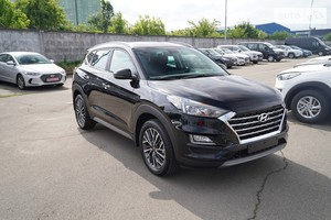 Hyundai Tucson 2.0 CRDi AT (185 л.с.) 4WD Elegance