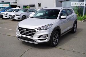Hyundai Tucson 2.0 CRDi AT (185 л.с.) 4WD Elegance