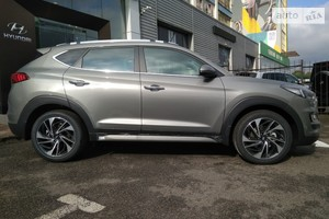 Hyundai Tucson 2.0 AT (155 л.с.) 4WD Top