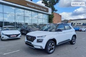 Hyundai Venue 1.6 MPi AT (123 л.с.) Elegance