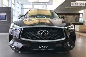 Infiniti QX50 2.0i CVT (249 л.с.) AWD Luxe Proactive