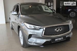 Infiniti QX50 2.0i CVT (249 л.с.) AWD Luxe Essential